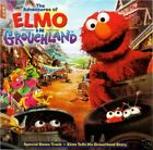 The Adventures of Elmo in Grouchland-1999-Soundtrack CD
