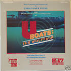 U BOATS: THE WOLFPACK - CHRISTOPHER YOUNG OST LP 1988
