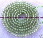 New! 2mm Natural Green Peridot Round Gemstone Beads 16'