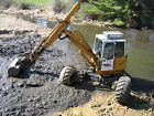 95 MENZI MUCK KAISER WALKING EXCAVATOR LOW HOURS A/C