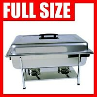 NEW 8 QT CONTINENTAL BUFFET CHAFER CHAFING DISH