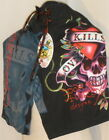 Ed Hardy 'Love Kills Slowly' Men's Board Shorts - 33 - New with Tags