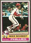 1976 Topps #480 Mike Schmidt Phillies EXNM