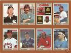 1992 Baseball Card Magazine Jeff Reardon John Franco