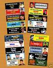 ELVIS PRESLEY Jukebox Title Strips Vol.3 Rare Songs