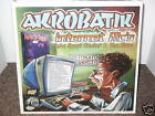 "AKROBATIK / INTERNET MC's 12"" OG US 2000 SEALED HIP HOP VINYL RAWKUS RECORDS"