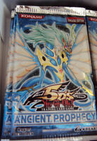 YU-GI-OH 5DS Ancient Prophecy SEALED PACK x1