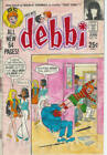 Date with Debbi 15 COLOR GUIDE COVER PAINTING 1970 JACK ADLER ART COLLECTION DC