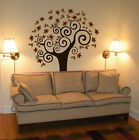 Wall Decal TREE Deco Art Sticker Mural AMAZING COLORS!