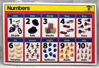 NEW NUMBERS 1-10 WRITE A MAT REUSABLE LEARNING TOOL
