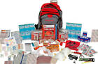 2 Person Deluxe Emergency Survival Kit Hurricane AID