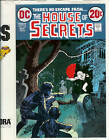 House of Secrets 102 COVER PROOF Kaluta Graveyard Ghost