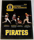 PITTSBURGH PIRATES 1984 OFFICIAL YEARBOOK - VERY GOOD!