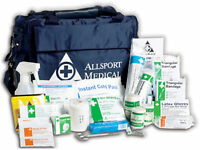 Precision Training Medical Holdall Bag First Aid Conten