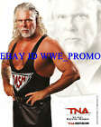 TNA OFFICIAL LICENSED PROMO P-44 PHOTO 8x10 Kevin Nash