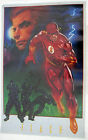 WALLY WEST as The FLASH POSTER RARE 1983 DC