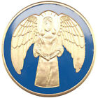RB87 Guardian Angel Recovery Coin AA Medallion GIFT