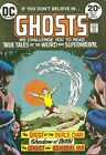 Ghosts 21 Natives See Soul Leave Body CARDY APPROVAL COVER ART Rare DC PROOF