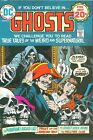 Ghosts 32 APPROVAL COVER SKULLS & HATS CARDY ART PROOF!