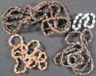 1940's Lot of 4 Vintage Necklace~Shells & Glass Beads