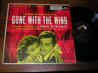 """Gone with the Wind 50s SOUNDTRACK 10"""" Max Steiner"""