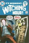 Witching Hour 39 Witch,Mummy,No-Face Man APPROVAL COVER PROOF ART Adler Collect.