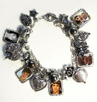 **LIAM PAYNE**ONE DIRECTION** X factor Charm Bracelet