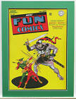 MORE FUN COMICS 101 Pin up Poster Matted Frame Ready DC