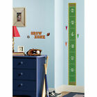 RoomMates RMK1079GC Play Ball Peel & Stick Growth Chart