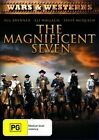 The Magnificent Seven New DVD Region 4 Sealed