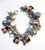 **ZAYN MALIK**ONE DIRECTION** X factor Charm Bracelet