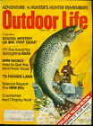 1975 Outdoor Life Magazine: Mystery of Big, Deep Trout