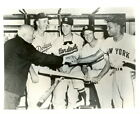 8 x 10 Glossy Photo Willie Mays/Stan Musial/Ken Boyer