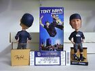 Tony Hawk Legendary Skater Skateboard PROMOTIONAL Bobble Bobblehead SGA wTicket