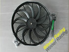 "16"" 24V 160W 2750CFM electric cooling fan FOR TRUCKS OR BUSES"