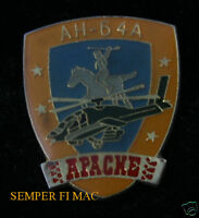 AH-64 APACHE LAPEL HAT VEST PIN UP US ARMY VETERAN GIFT WING IRAQ AFGHANISTAN