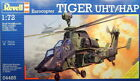 REVELL 1/72 SCALE EUROCOPTER TIGER UHT/HAP PLASTIC MODEL HELICOPTER KIT NIB NEW