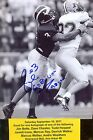 Todd Howard Michigan Autographed 8x10 with Inscription +coa