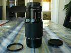 VIVITAR 80-200mm 1:4.5 MC ZOOM Lens for CANON 35mm Film Camera