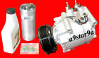 2001-02 HONDA CIVIC 1.7L COMPRESSOR (1pin) +NEW DRIER