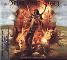 CD + DVD SET SEBASTIAN BACH KICKING & SCREAMING DELUXE EDITION SEALED NEW 2011