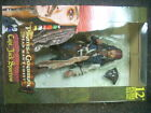 "POTC Jack Sparrow 12"" figure w/sound-Pirates of the Caribbean-Johnny Depp MIB"