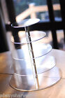 5 Tier Cupcake Stand Clear Maypole Acrylic for Wedding Party