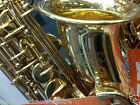 "NEW BOND ALTO SAXOPHONE in CASE ""Great Place to START PLAYING SAX NOW"""