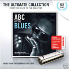 "ABC of the BLUES 52 CD set with HOHNER PUCK HARP ""this is BIG BLUES"""