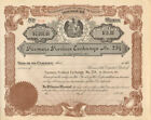 Farmers Produce Exchange St. Elizabeth MO Missouri stock certificate share