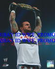WWE Wrestling PHOTO FILE GLOSSY PROMO 8x10 CM Punk Championship title Belt