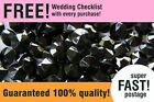10mm 1000 Black Crystal Diamond Confetti Table Scatters Party Decoration Wedding