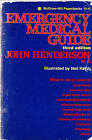 Emergency Medical Guide: John Henderson; 3rd edition.TPB - REVIEW