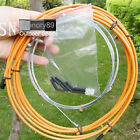 NEW Cycling BICYCLE BIKE JAGWIRE HOUSING CABLE BRAKE SHIFTER KIT Orange